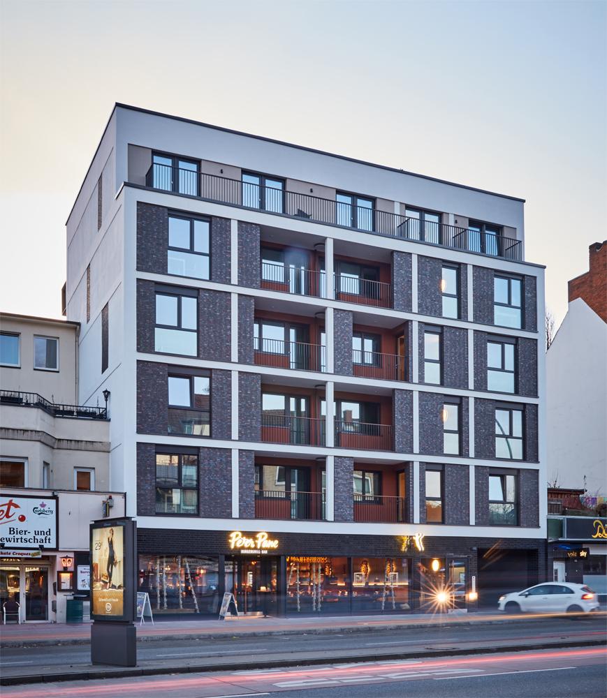 H99 Smart Lofts Wohn- und Geschäftshaus