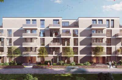 ROTBUCHENHAIN Appartementhaus