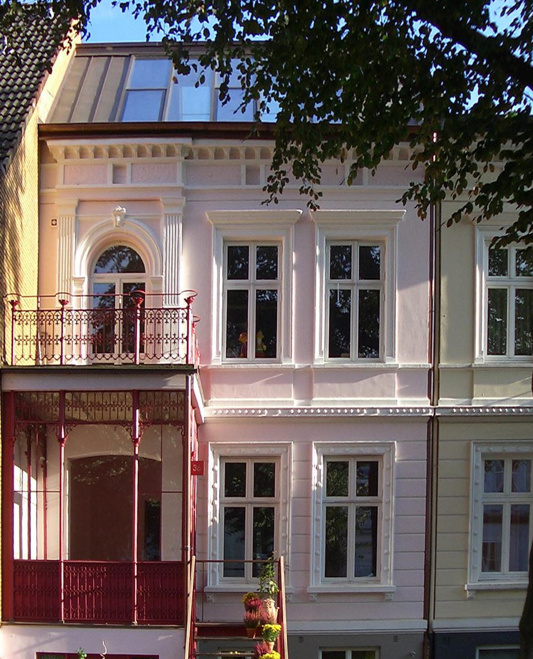 Stadthaus Heinrichstrasse Altona