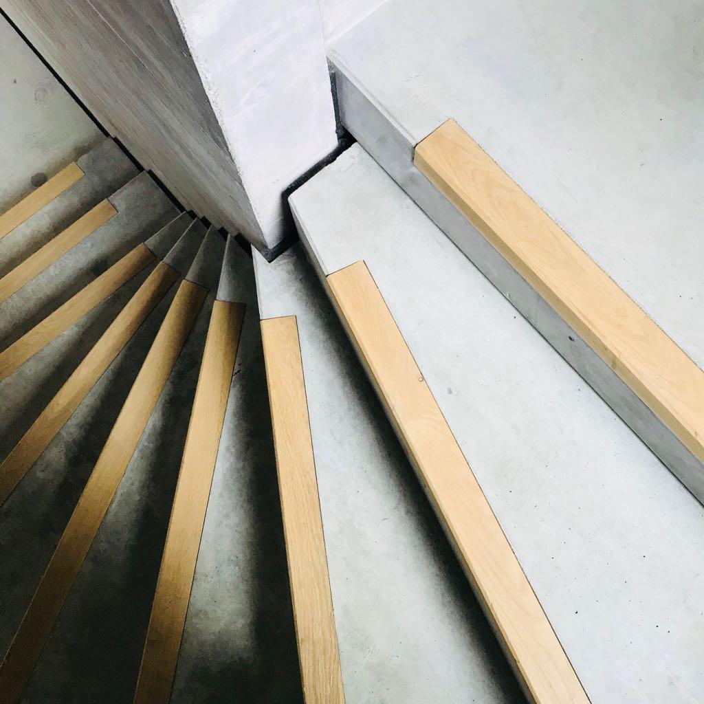 Treppe Koopstrasse