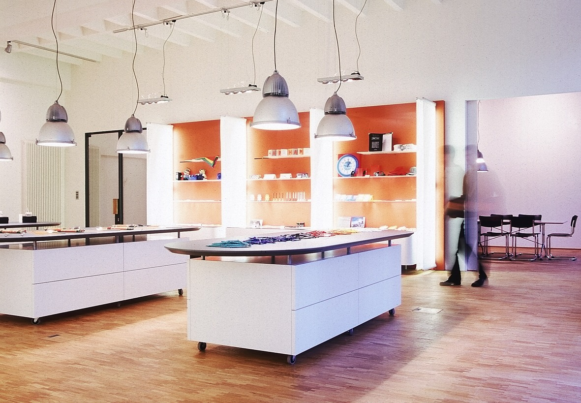 BERENDSOHN AG Headquarter Showroom