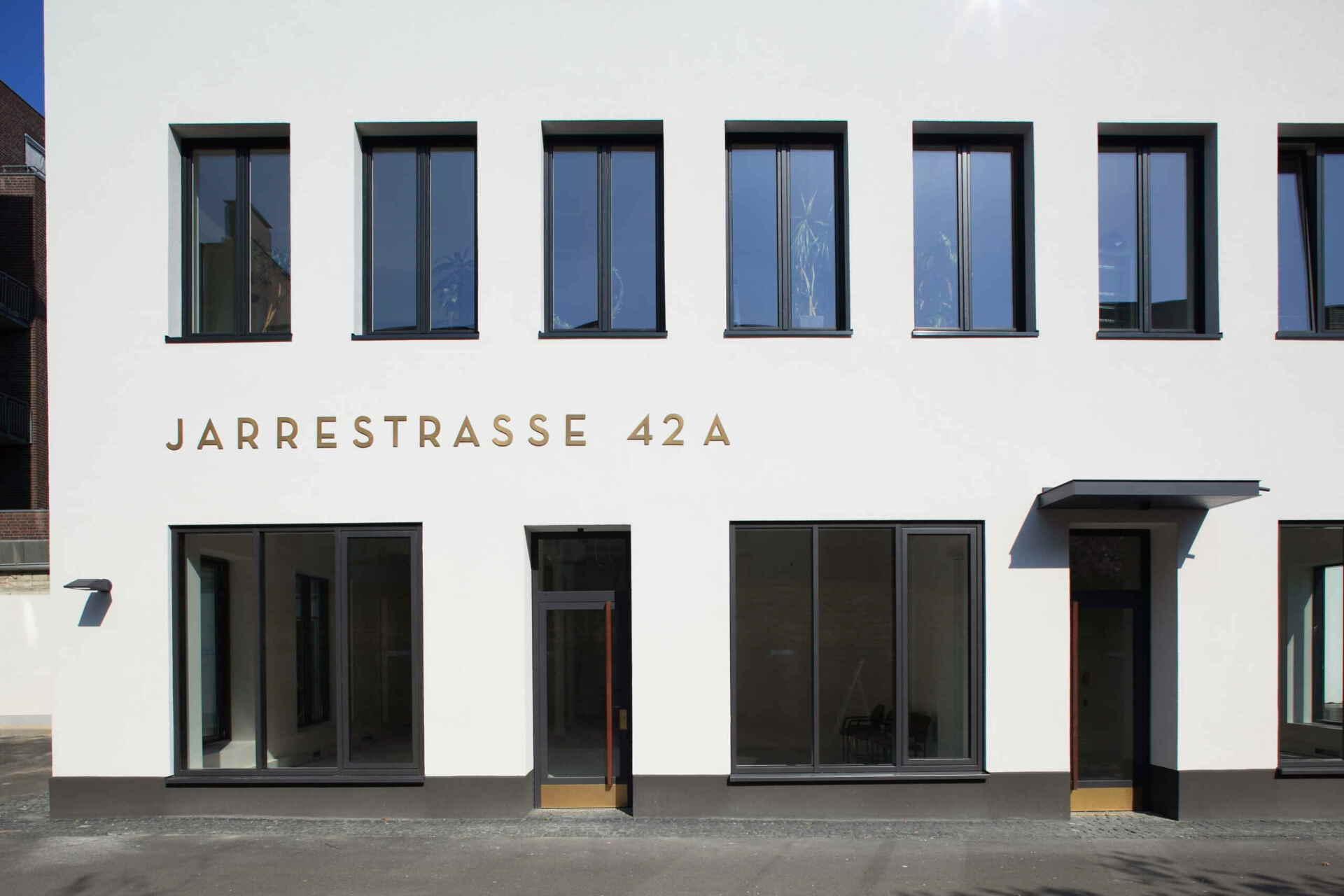 JARRESTRASSE 42 A Lofts im Turmhaus
