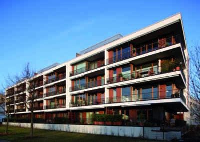 JARRESTRASSE Mehrfamilienhaus 26 Eigentumswohnungen