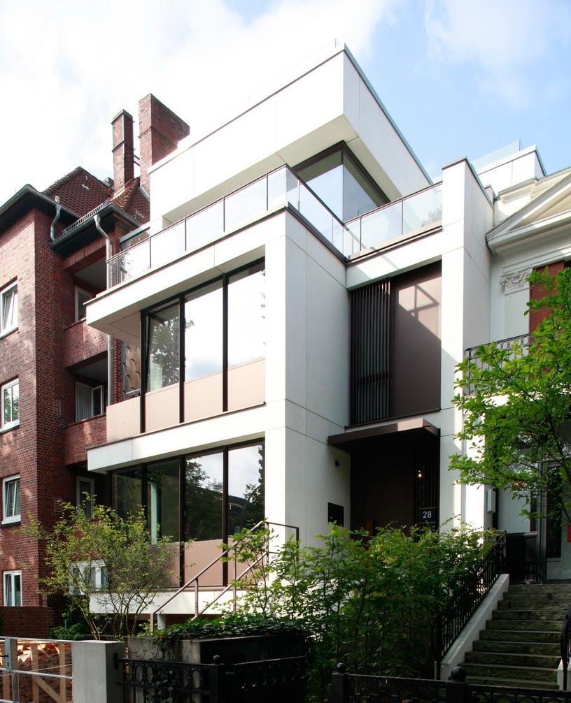 KOOPSTRASSE Stadthaus Hamburg