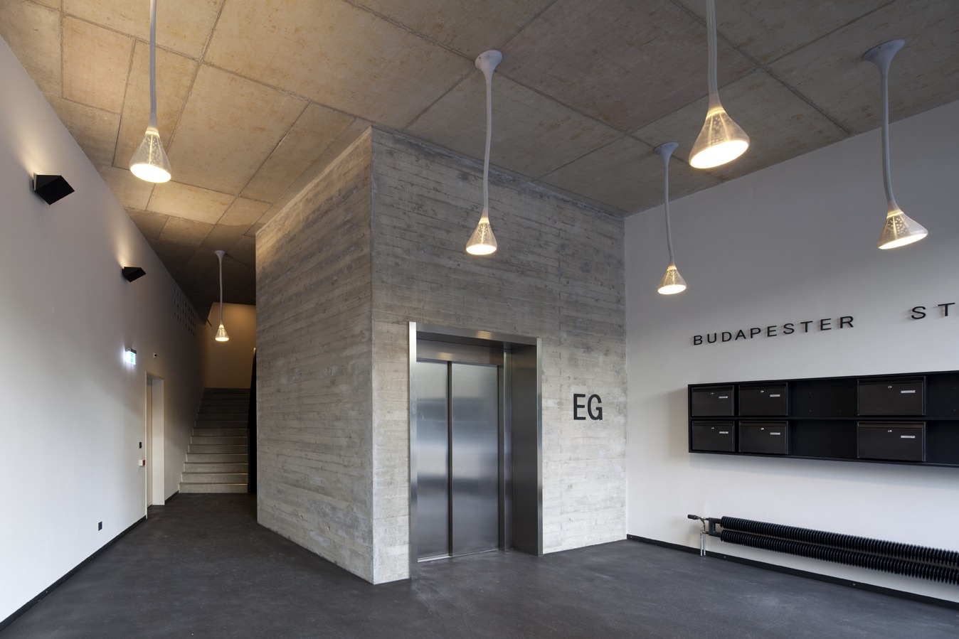 BUDAPESTER STRASSE 45/46 Lofthaus