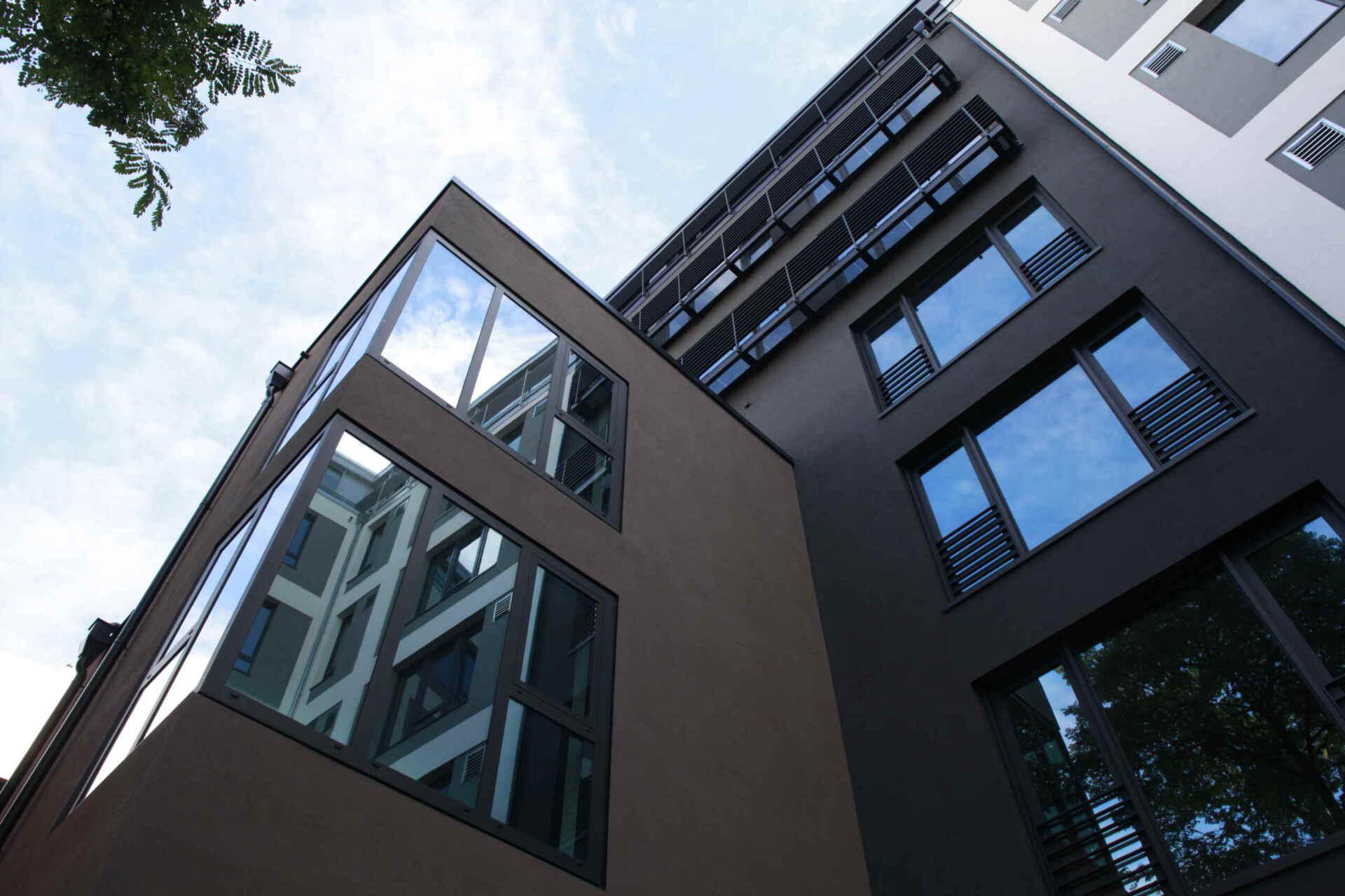 Lofthaus Budapester Strasse 47