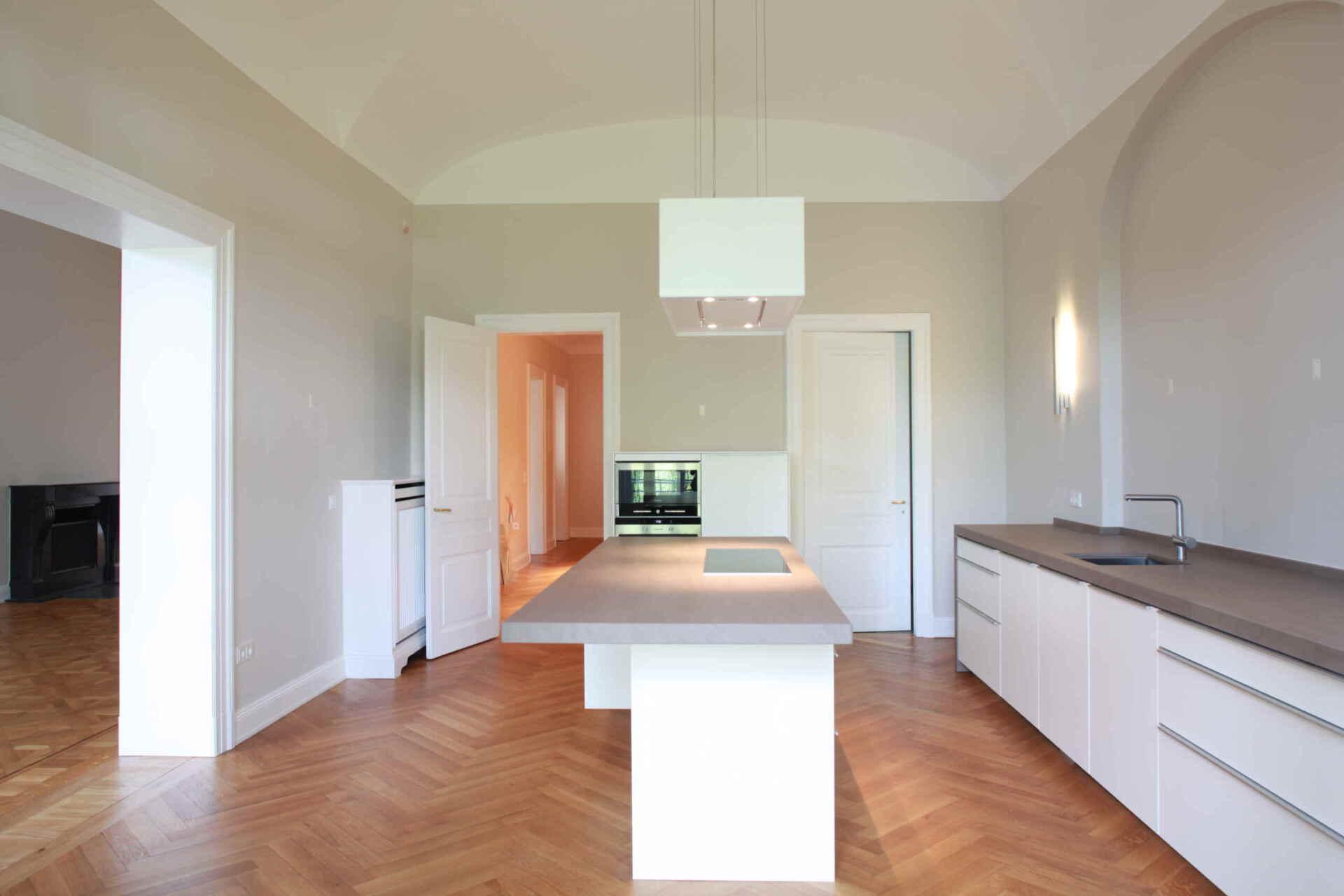 Heilwigstrasse Maisonettewohnung 240 qm