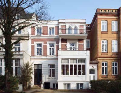 OBERSTRASSE Stadthaus