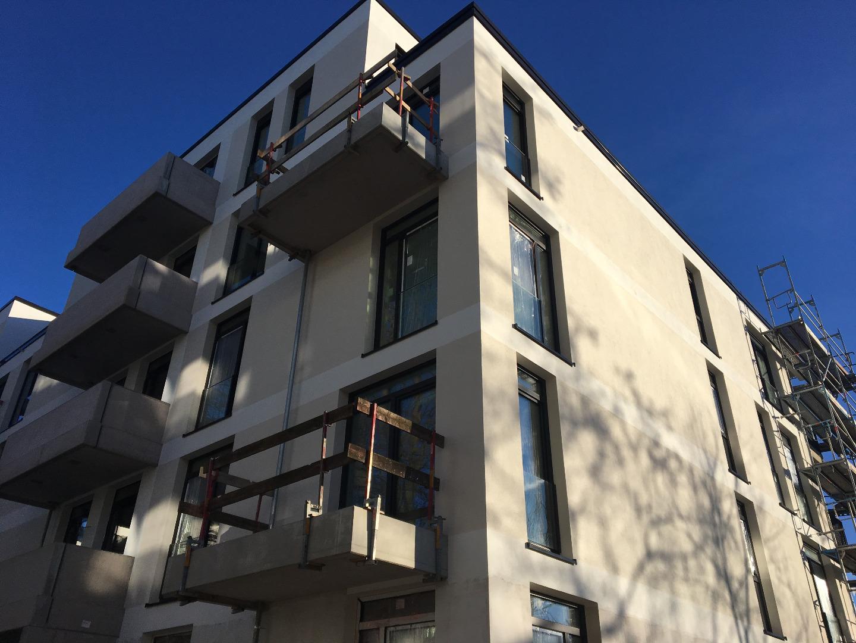 Rotbuchenhain Appartementhaus Hamburg Alsterdorf