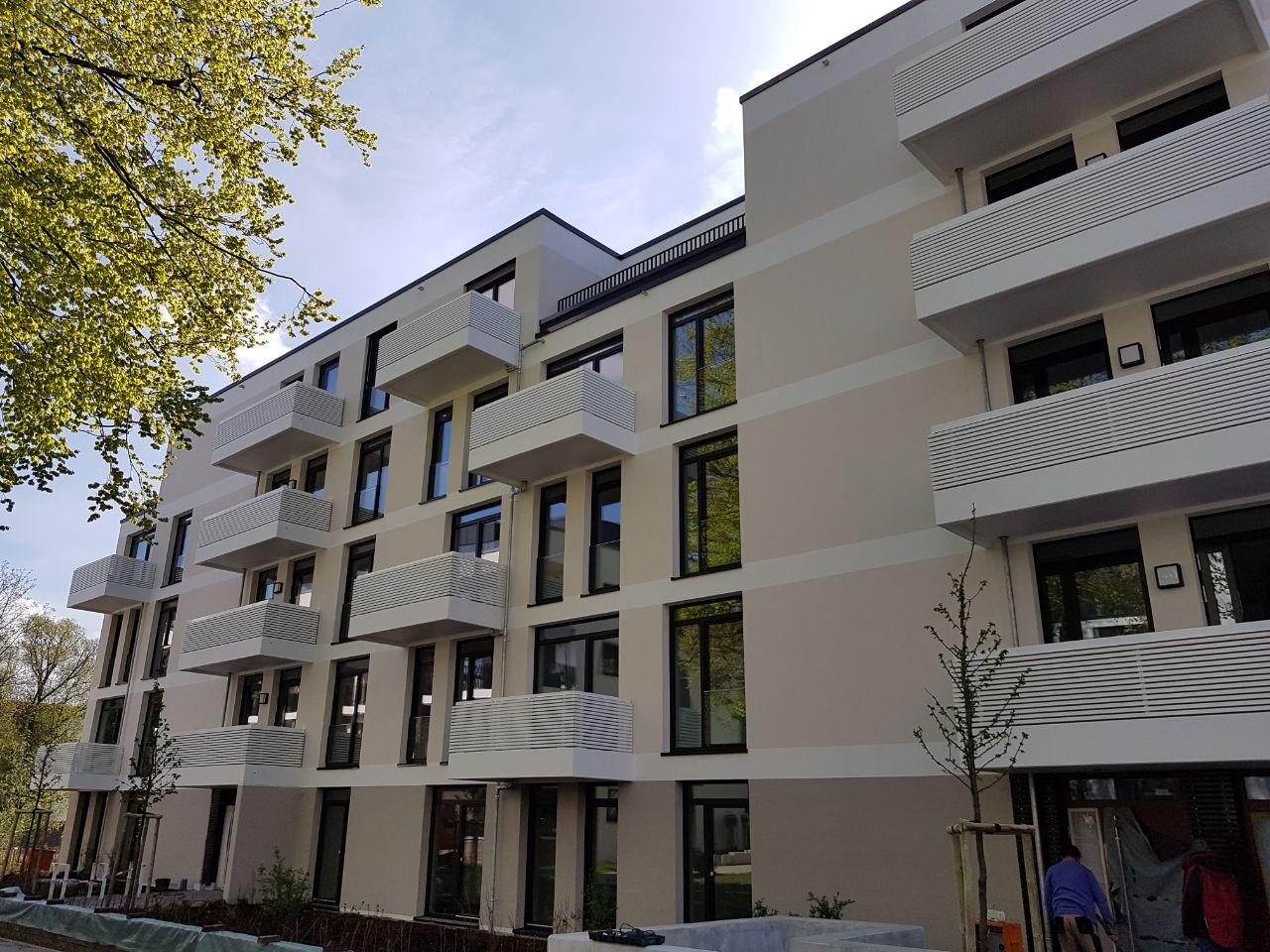 Wohnhaus Rotbuchenhain Fassade
