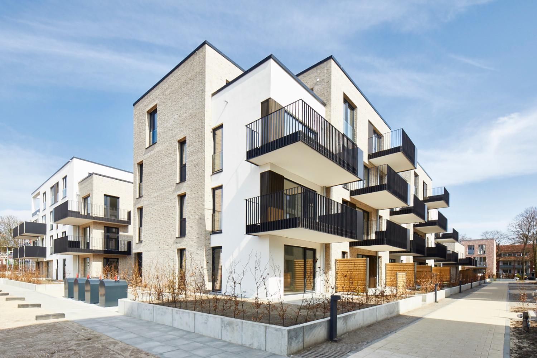 Suederfeld Park Wohnquartier