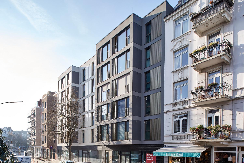 Eppendorfer Landstraße Appartements