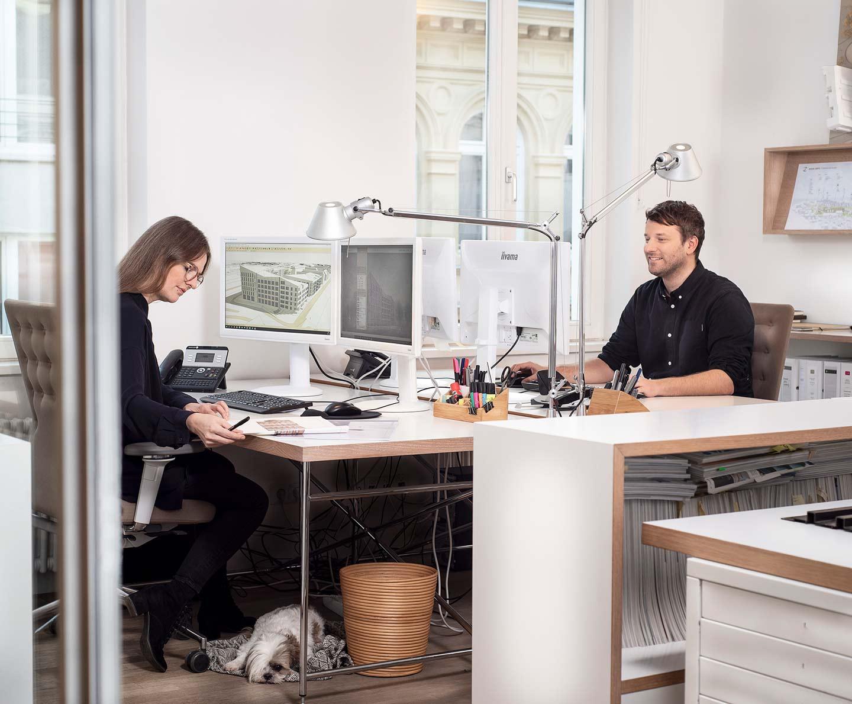 hda henrik diemann architekten hamburg - About Büro